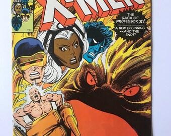 Uncanny X-Men #117 Marvel Comics 1st Amahl Farouk Shadow King January 1978 Vg+