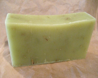Limongrass Soap Bar