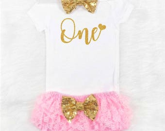 baby girl first birthday outfit girls first birthday outfits girls 1st birthday outfit pink and gold first birthday outfit summer birthday