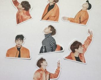 Got7 Stickers | Fly
