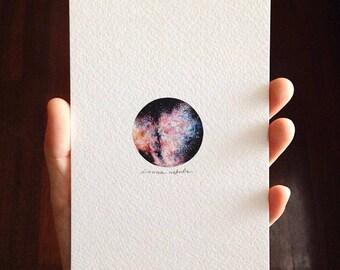 Prints of the Carina Nebula