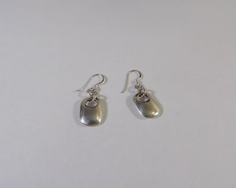 Beautiful sterling silver earrings
