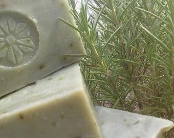 Rosemary Milk Soap