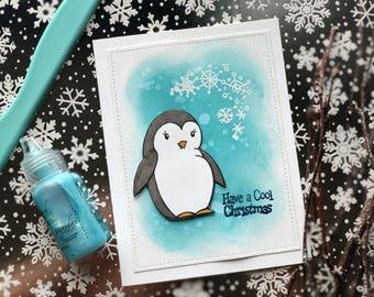 Cool Christmas (penguin)