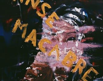 Danse Macabre - Giclee Art Print, Canvas, Pillow
