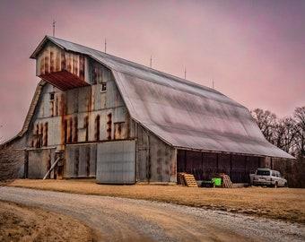 Rural Barn Photography Print