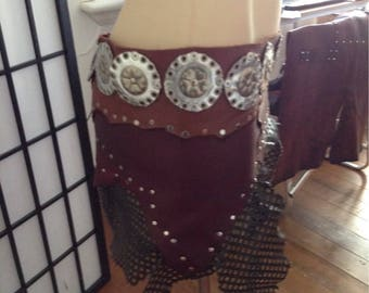 Battle skirt Barbarian , celtic, norse .