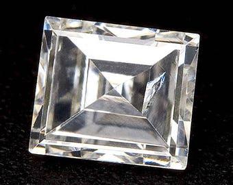 See Video - 0.20ctw 3.5x3mm H SI3 Loose Natural White Diamond Square Shape Carre Carrè