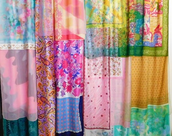 SUMMER OF '69 Bohemian Curtains Gypsy Curtains Boho Curtains
