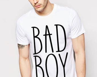 BAD BOY: T-shirt for men
