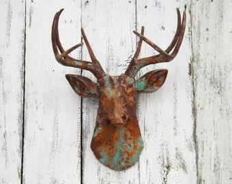 Rustic Deer ...