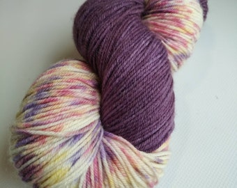 Classic MCN Sport Sock Yarn,  Hand Dyed Yarn, 365 yards