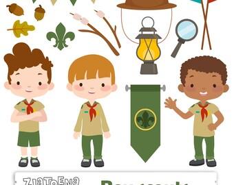 cub scout clipart scout boy clip art camping digital kids rh etsy com scouts clipart uk official gif walking scouts clipart uk official gif walking