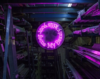Handmade neon sign - Neonism collection