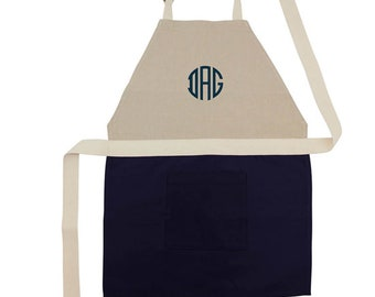 Personalized Child's Apron, Monogrammed kids Apron, Aprons for kids, Personalized Kids Apron, Canvas Apron, Custom Kids Apron, Next Top Chef