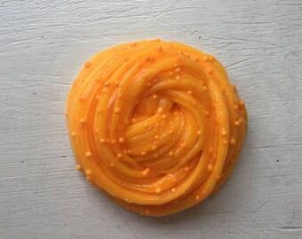 Orange Crush Soda Slime