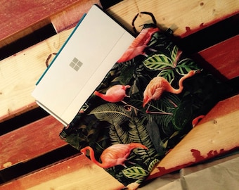 """Dress handkerchief """"Cali"""" /housse storage for Tablet and documents"""