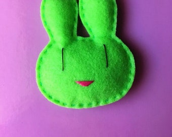 Organic Catnip Bunny. Easter. Easter Cat Toy. Catnip. Cat toys. Organic Catnip. Cat toys. Felt Cat Toy. Handmade.