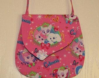 Disney Palace Pets Royal Cuteness Little Girls Shoulder Bag