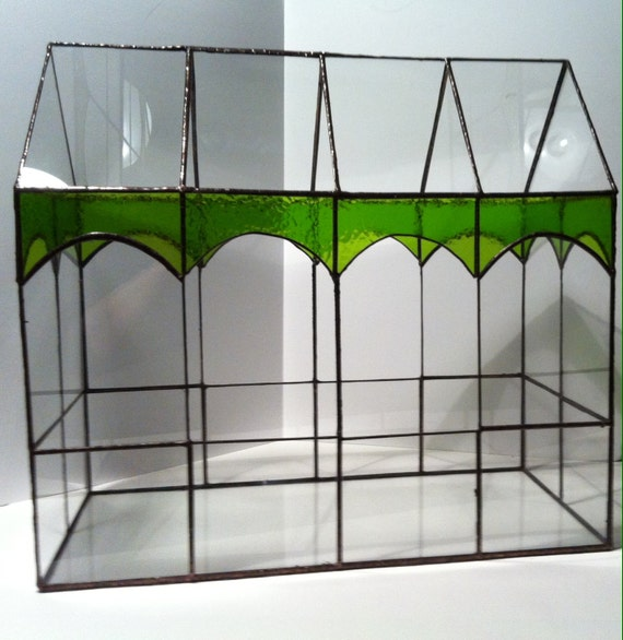 Stained Glass Terrarium Template Glass Designs