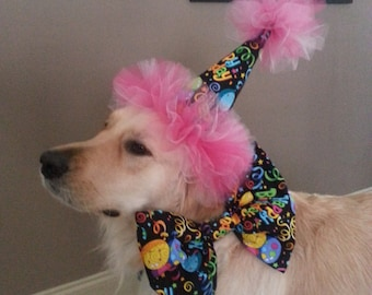 Dog Party Hat Large