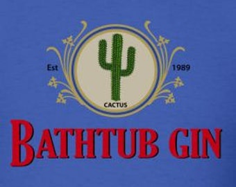 Phish Bathtub Gin Lot Shirt | Men's