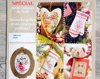 Magazine HS Création Point de croix - Spécial Noël