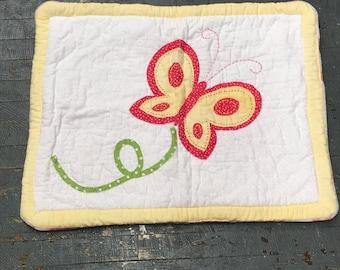 Butterfly Pet Bed Blanket