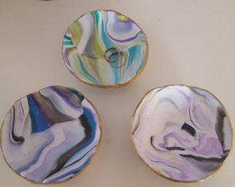 Clay Trinket Bowl