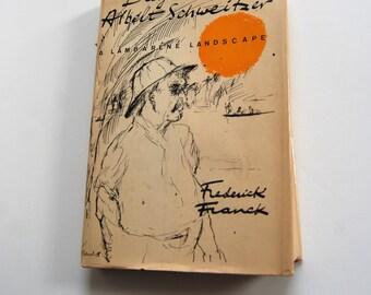 Vintage Book, Days with Albert Schweitzer, First Edition