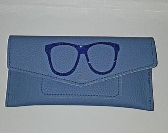 Glitter Eyeglass Case