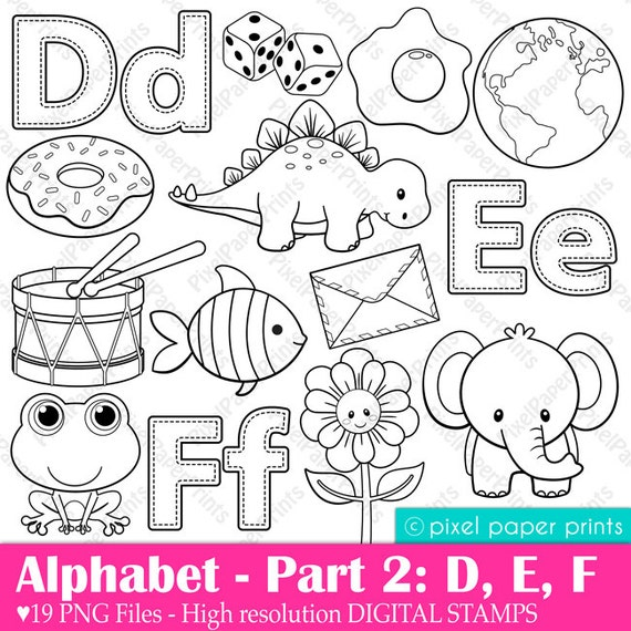 how to use alphabet stamps