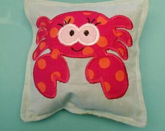 Catnip Toy / Cat Toy / Catnip / Cat / Crab Nip Pillow / Pet Toy Catnip Pillow / Pet Toy / Catnip Accessories / Toys