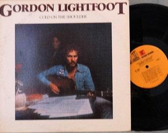 Gordon Lightfoot – Cold On The Shoulder 1975 ( LP, Album, Vinyl Record ) Rock, Country Rock, Folk Rock   - Music