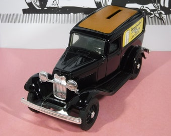 "1932 FORD SEDAN DELIVERY Coin Bank...""Baltimore Gas & Electric""...From Ertl In 1989"