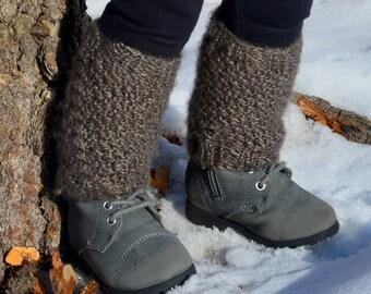 KNITTING PATTERN PDF legwarmers - knit legwarmers - baby knit legwarmer pattern - adult knit legwarmers