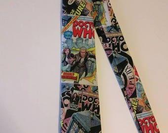 Doctor Who Tie/Phonebooth Tie