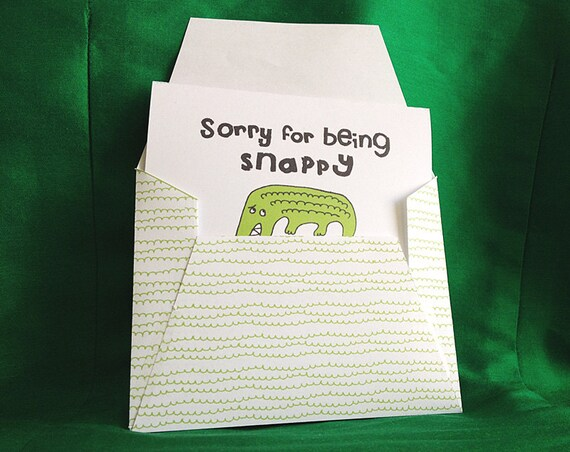 printable sorry card snappy sorry cards envelopes sorry