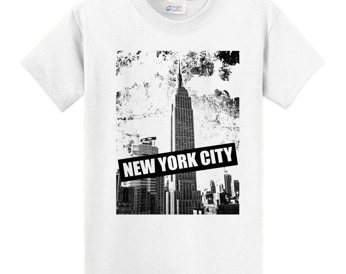 Nerw York City Empire State Building Travel T-Shirt
