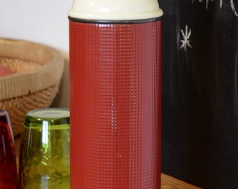 Vintage thermos bottle French vintage
