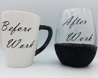 AM & PM Drink Set