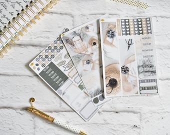 WINTER CHIC half Kit | Made to fit any planner! 13L1-3