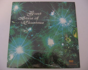 Factory Sealed - Eddie Arnold, Eddie Fisher and many more -  Great Stars Of Christmas - Circa  1975