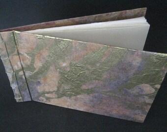 Handbound Blank Journal