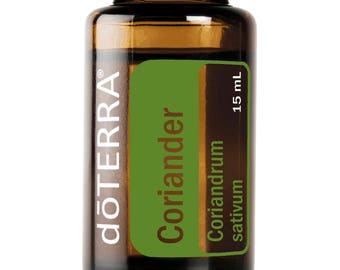 Doterra Coriander Essential oil 15 ml Bottle