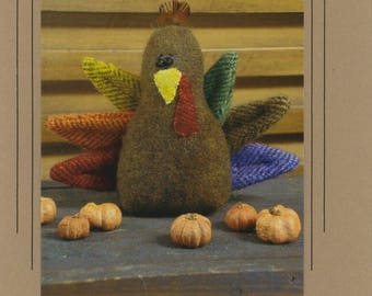 Little Gobbler Pattern by Cottonwood Creations (CWC613)