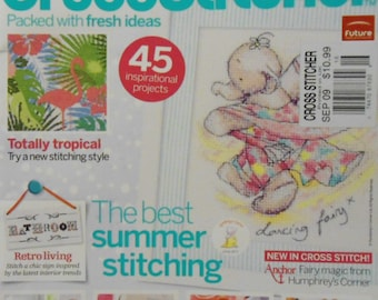 Britain's No. 1 Cross Stitcher Magazine September 2009 Issue 216