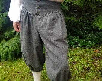 Men's Late Renaissance Pants - Medium