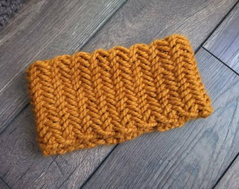 3:16 Knit Cowl/Scarf/Infinity Scarf