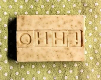 OHH! Lemon Basil Bar Soap